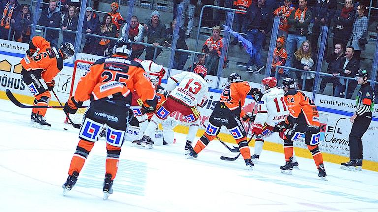 Spel vid ett mål Karlskrona HK KHK