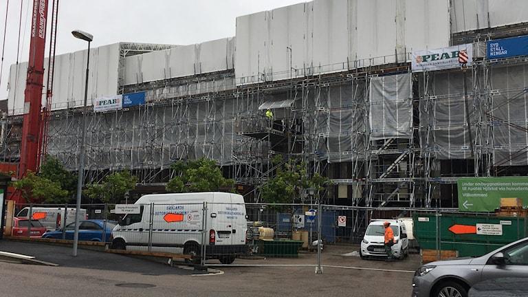 Blekingesjukhuset ombyggnad BLS