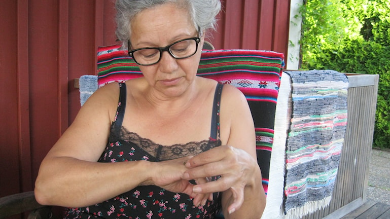 Maria Pacheto Nättraby bistick