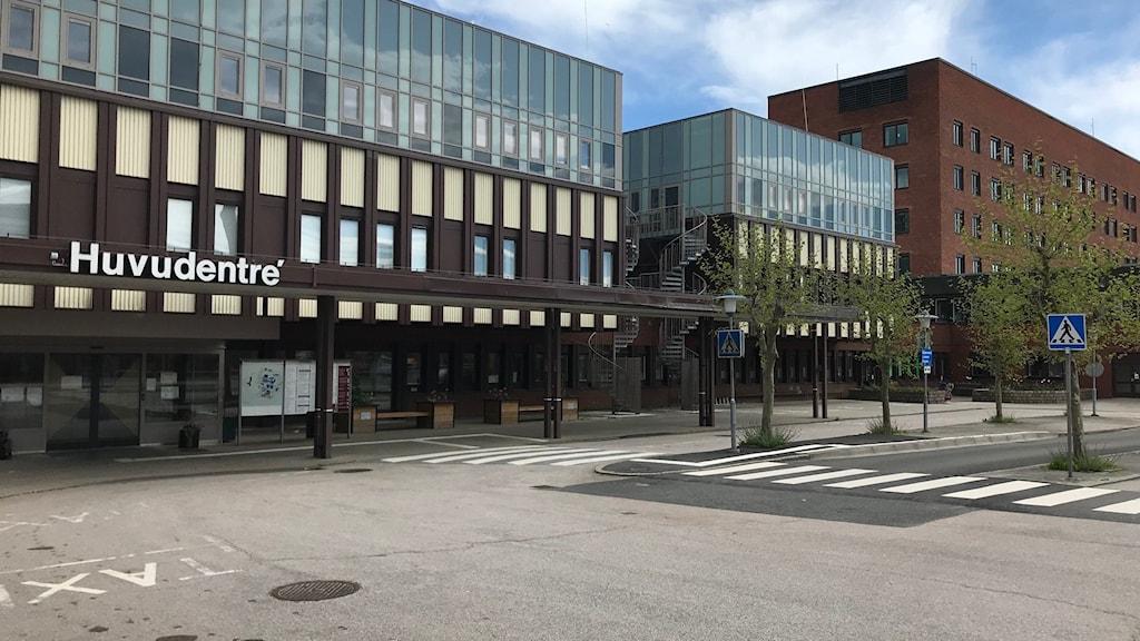 Blekingesjukhuset Karlskrona