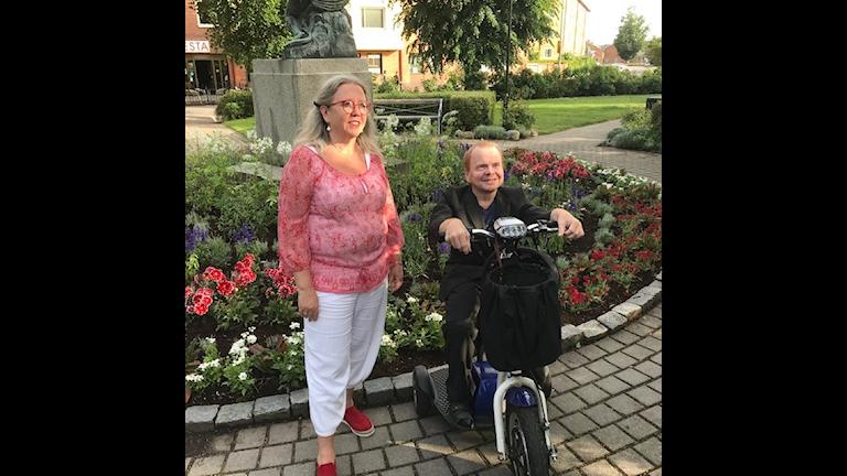 Kith Mårtensson (M) och Paul Andersson (M).