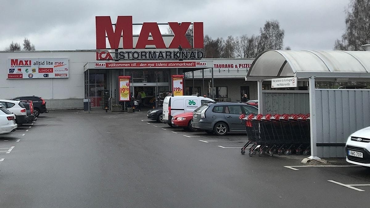 ICA maxi Olofström