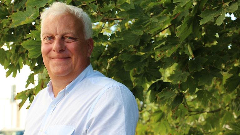 Professor och forskare Johan San Martin Berglund på Blekinge Tekniska Högskola