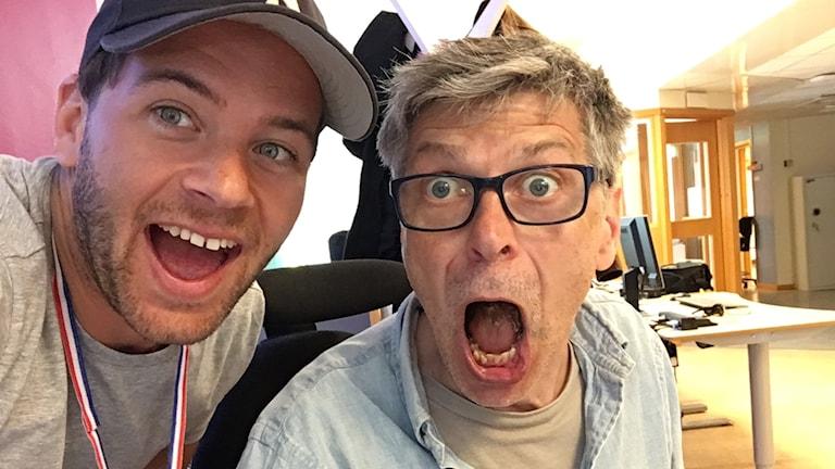 Michael och Patrik