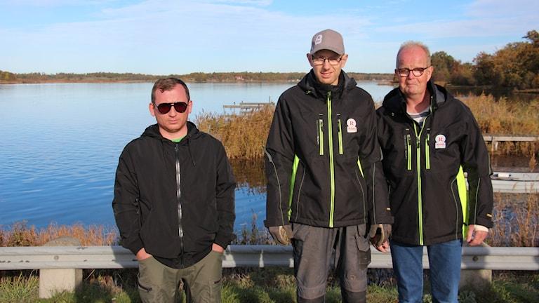 Avtadi Tsarstike, Martinus Bregkvist och Stefan Persson