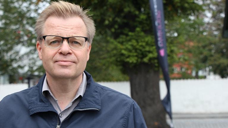 Per-Ola Mattsson från Socialdemokraterna i Karlshamn.