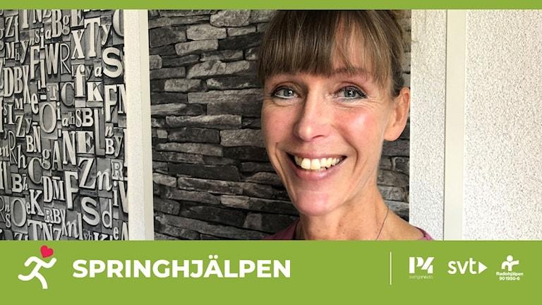 Marina Eriksson Springhjälpen