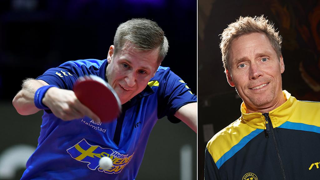 Förbundskapten Jörgen Persson om Mattias Falck.