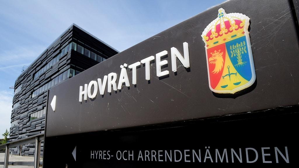 Hovrätten över Skåne och Blekinge