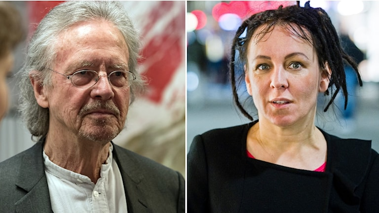 Olga Tokarczuk och Peter Handke tilldelas litteraturprisen