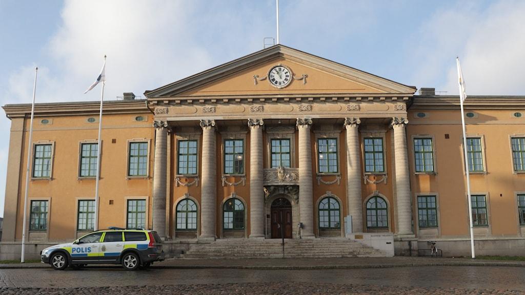 Rådhuset i Karlskrona