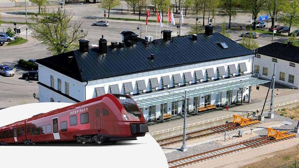 28 nya Krösatåg ska börja rulla i länet.