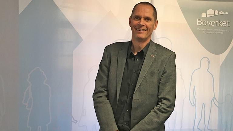 generaldirektören Anders Sjelvgren
