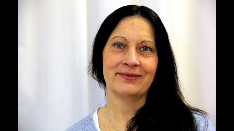 Mimmi Karlsson-Bernfalk, chefredaktör på BLT