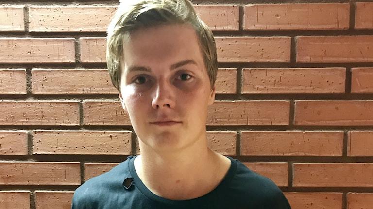 Linus Fernerbrand HIF Karlskrona.