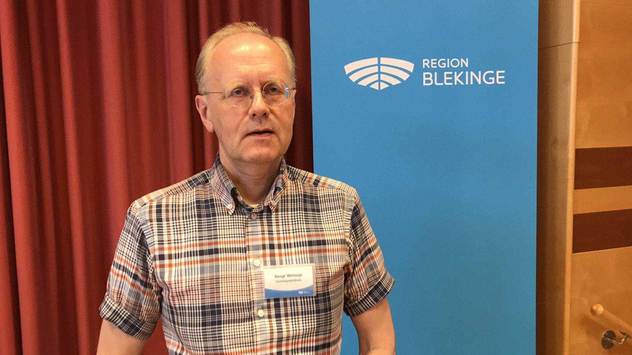 Bengt Wittesjö: Det värsta hade vi för några veckor sedan