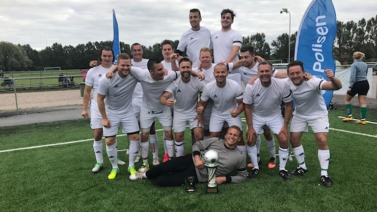 lagfoto karlskronas lag i svenska mästerskapen i fotboll