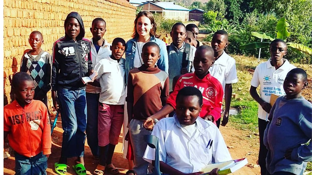 Burundi Therese Svensson Världens barn