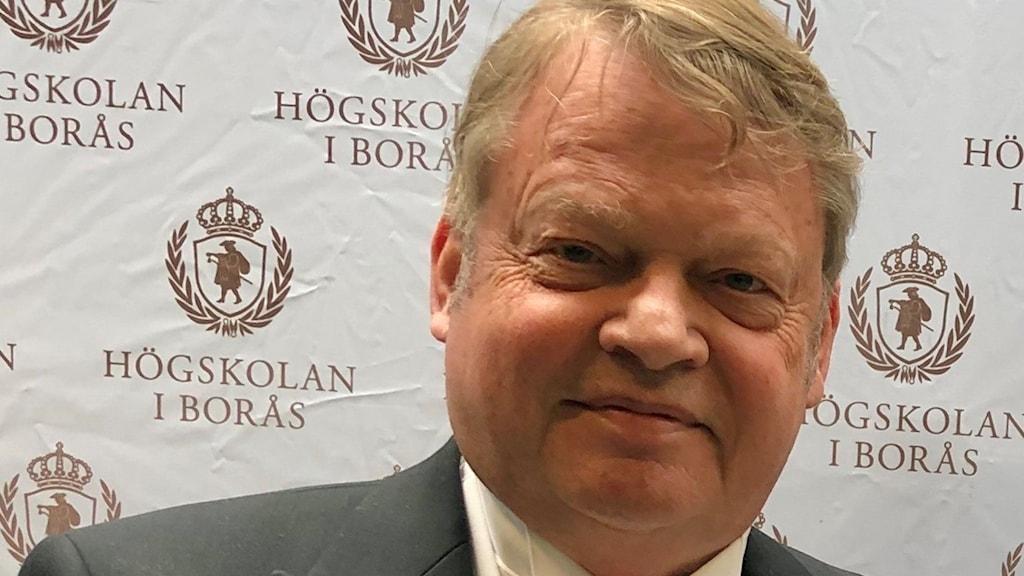 Rolf Solli, professor i företagsekonomi.