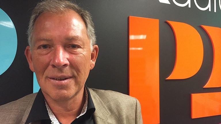 Carl-Martin Lanér kommundirektör i Karlskrona möter gärna kommuninvånarna.