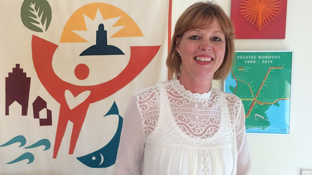 Heléne Björklund (S):