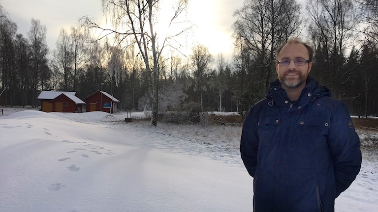 Ingemar Ericsson från Ronneby OK