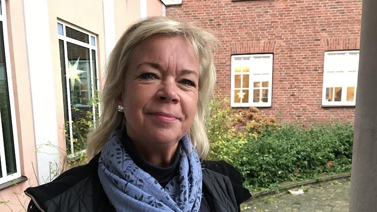 Anna-Lena Cederström, regional utvecklingsdirektör på Region Blekinge.