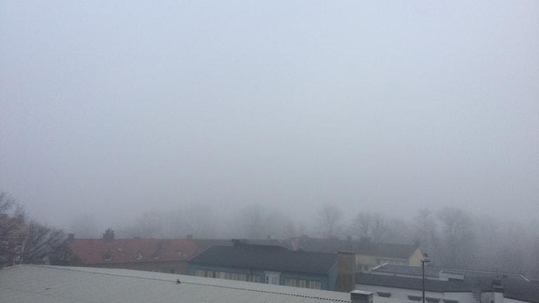 Dis och Dimma över Karlskrona
