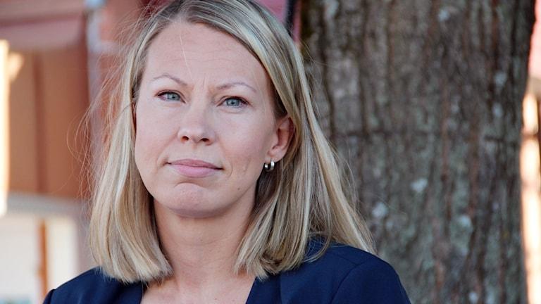 Kommunalråd Sara Rudolfsson (S).