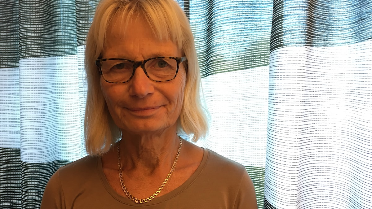 Marianne Gertzell verksamhetschef kvinnokliniken Blekingesjukhuset