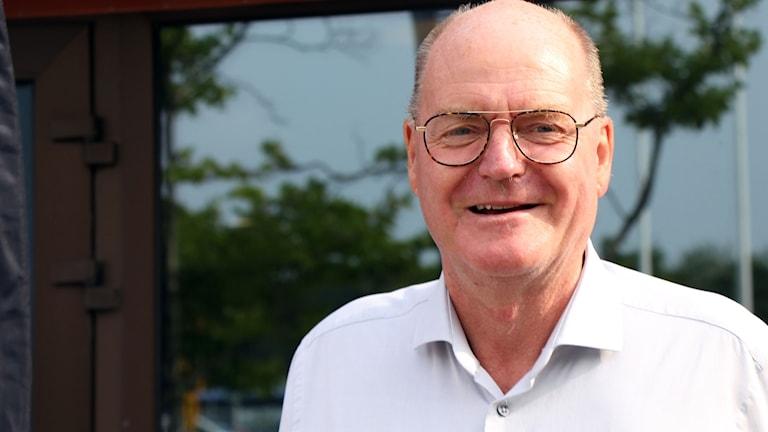 Socialdemokraten Kalle Sandström.