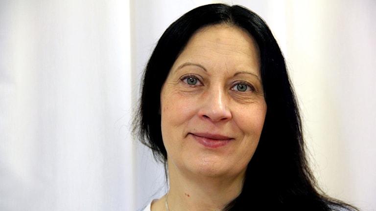 Mimmi Karlsson-Bernfalk, chefredaktör för BLT