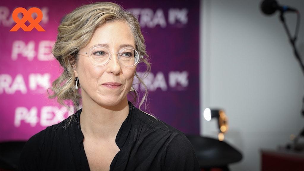 Kristina Henschen, Radiohjälpens generalsekreterare