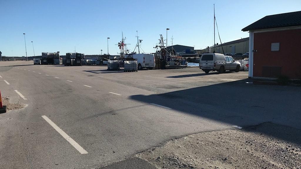 Ronneby hamn