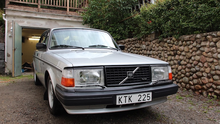 Volvo turbo 240
