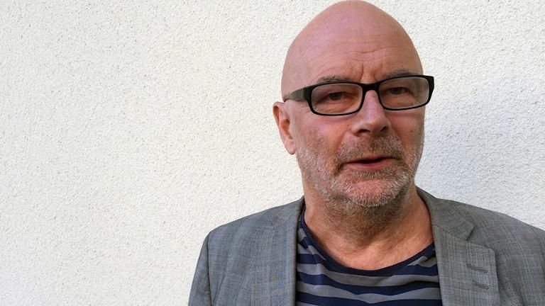 Göran Hedström som är affärsutvecklingschef på företaget