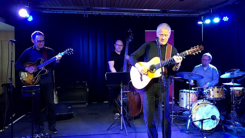 Mats Klingström och Unit