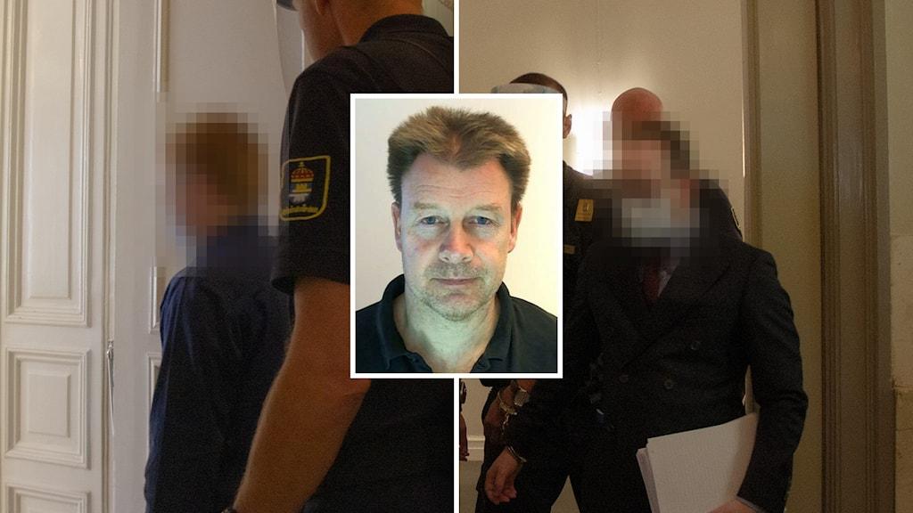 Domen föll under tisdagen mot de mordmisstänka männen.