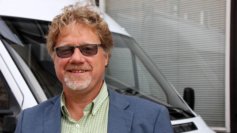 Magnus Larsson från Centerpartiet i Karlskrona