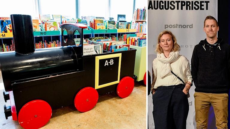 Barnböcker och Henrik Wallnäs, Matilda Ruta.