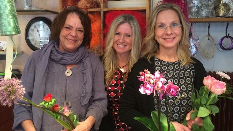 Marion Ekdahl, Marre och Mia