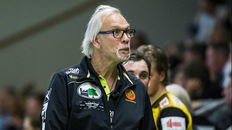 Ulf Schefvert, tränare, Karlskrona