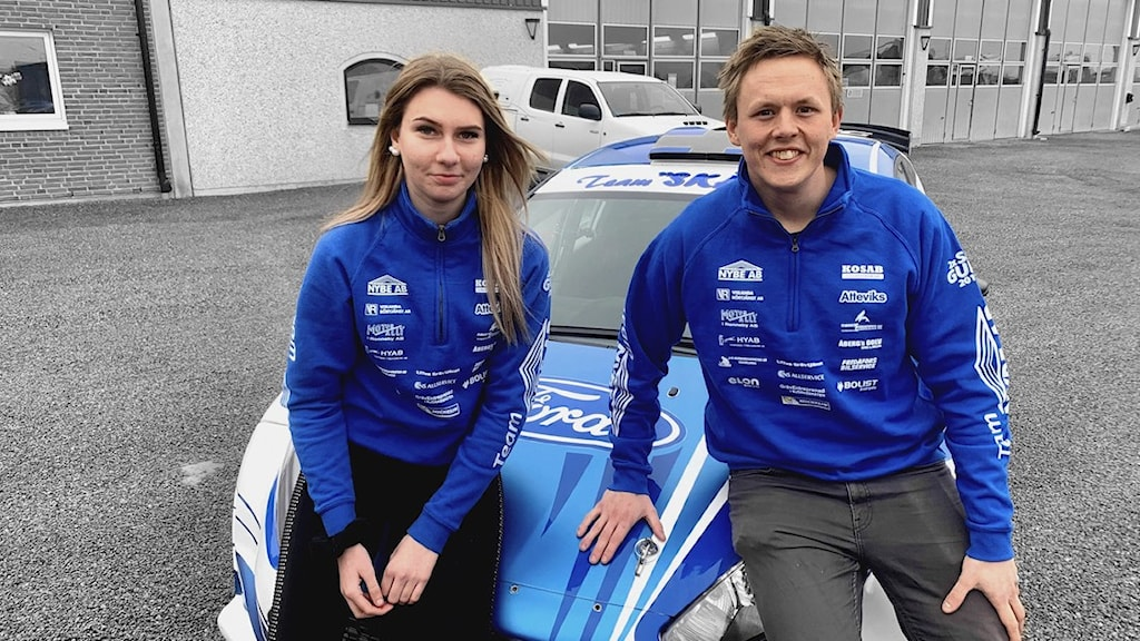 Maja Bengtsson och Tom Kristensson