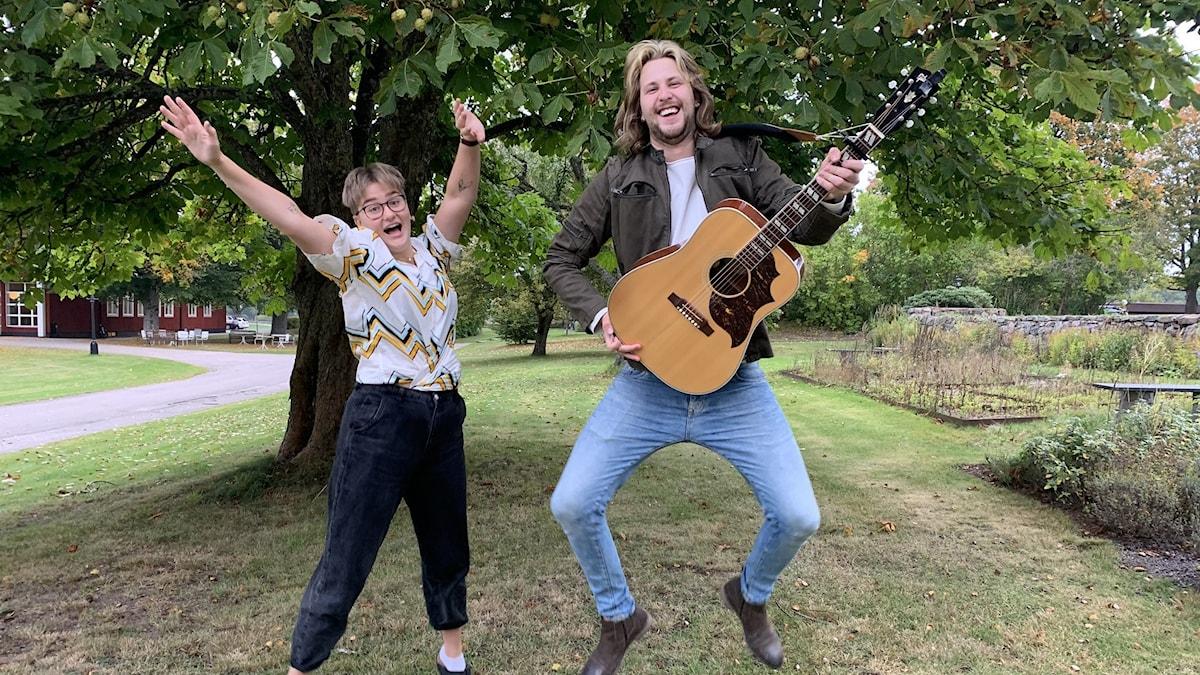 Tim och Agnes