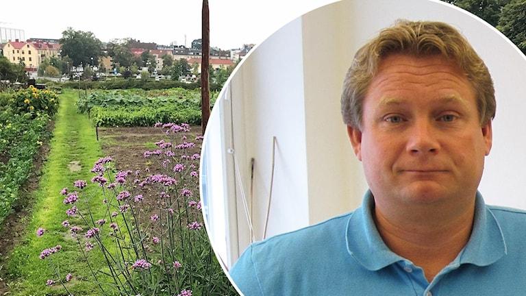 Per Sandberg är förvaltningschef på Arbete och välfärd på Växjö kommun, säger att det är en prioriteringsfråga.