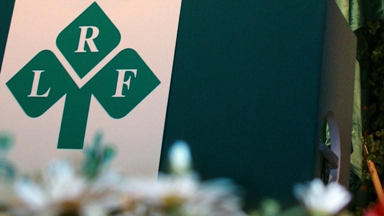 LRF logo Foto: Magnus Eriksson/Scanpix