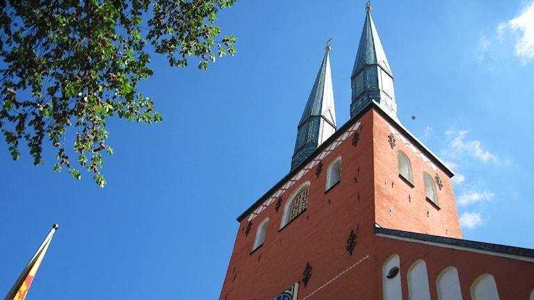 Domkyrkan i Växjö.