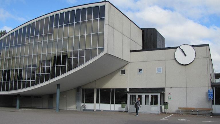 Katedralskolan i Växjö. Foto: Anna Tigerström/Sveriges Radio
