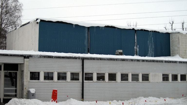 Bergundaskolan i Växjö.
