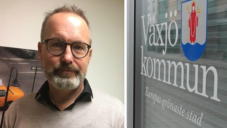 Anders Elingfors, verksamhetschef på utbildningsförvaltningen på Växjö kommun.